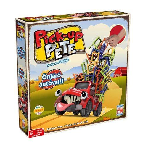 Pick-up Pete ügyességi társasjáték