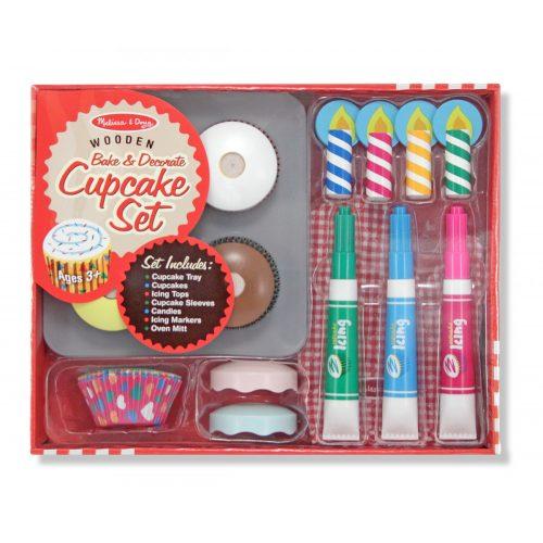 Melissa & Doug Sütés-főzés, Cupcake