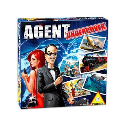 Titkos ügynök Agent undercover