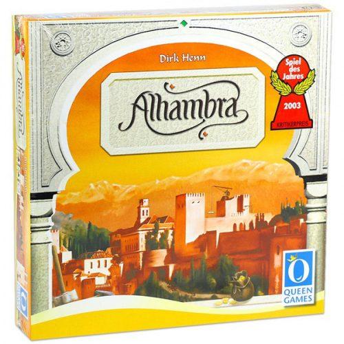 Alhambra - nagy dobozos