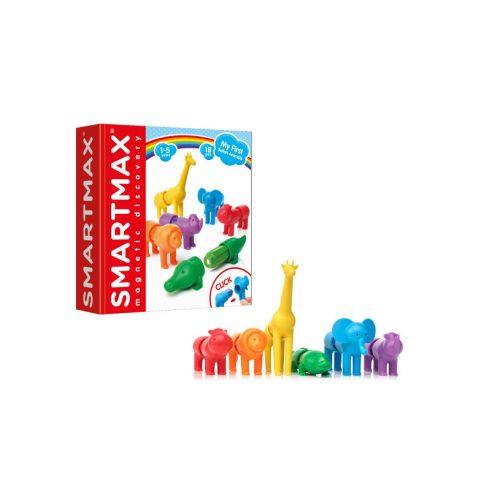 Smartmax - My First Safari Animals Smartmax - Első Szafarim