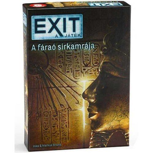 Exit 3 - A fáraó sirkamrája