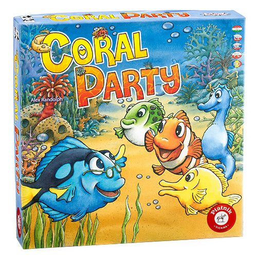 Coral Party Tief im Riff