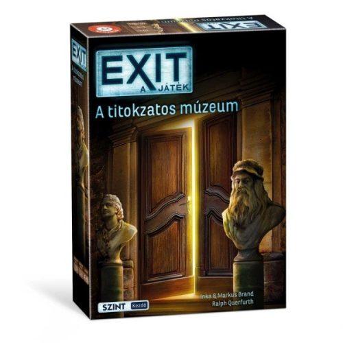 EXIT 9. A titokzatos múzeum