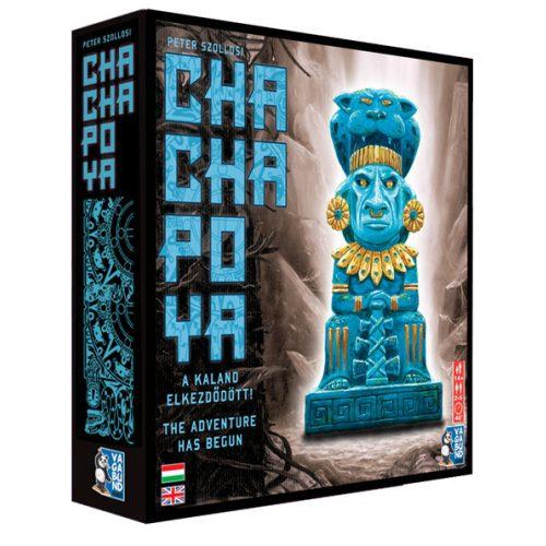 Chachapoya társas, kártyajáték