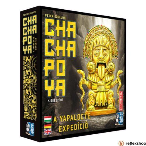 Chachapoya - A Yapalocté expedíció kiegészítő