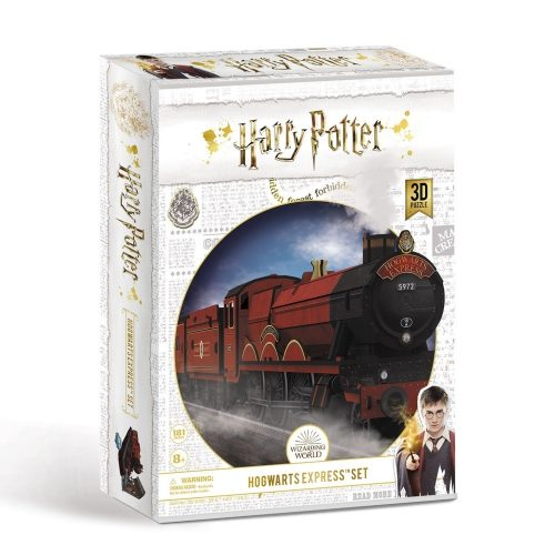 3D puzzle Harry Potter-Roxfort Expressz