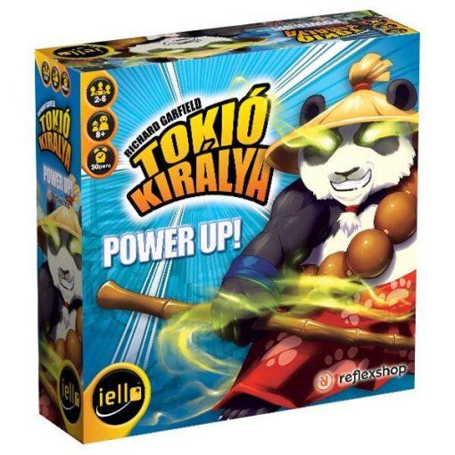 Tokió királya: Power Up kiegészítő