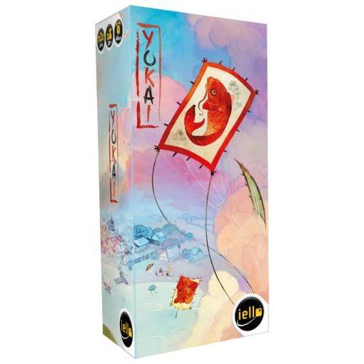 Kanagawa társasjáték Yokai kiegészítő