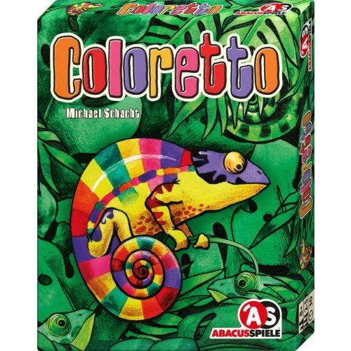 Coloretto társasjáték