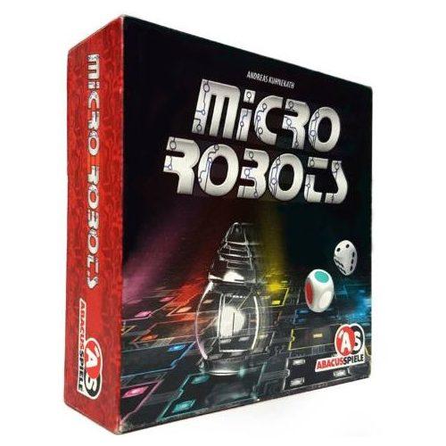 Micro Robots társasjáték