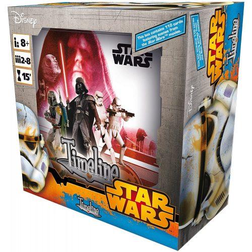 Timeline Star Wars- Episode IV-VI társasjáték