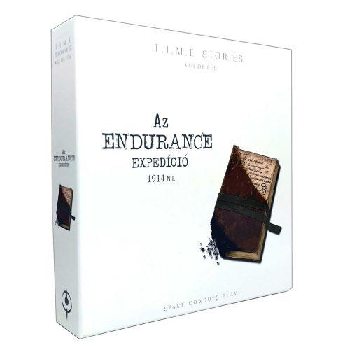T.I.M.E Stories: Az Endurance expedíció társasjáték