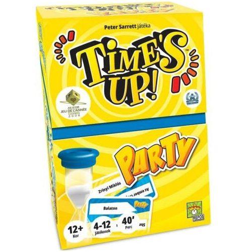 Time's up!- társasjáték