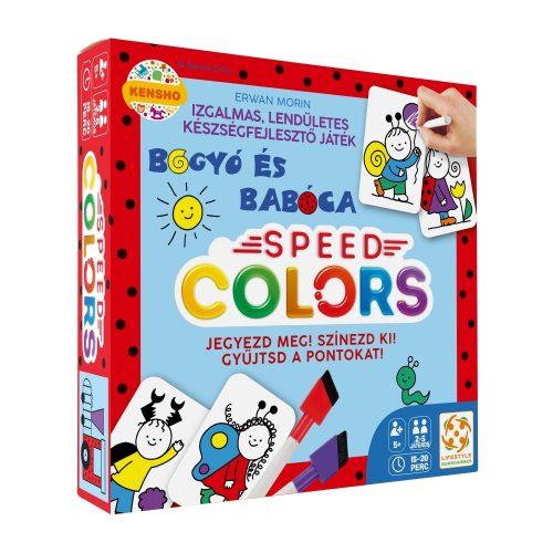 Speed Colors Bogyó és Babóca társasjáték
