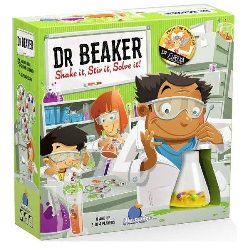 Dr. Beaker társasjáték