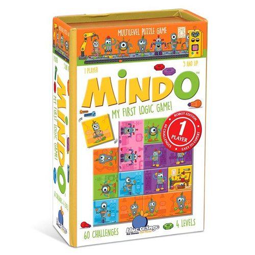 Mindo: Robotok
