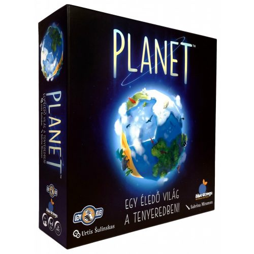Planet - társasjáték