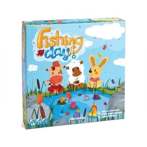 Fishing day társasjáték