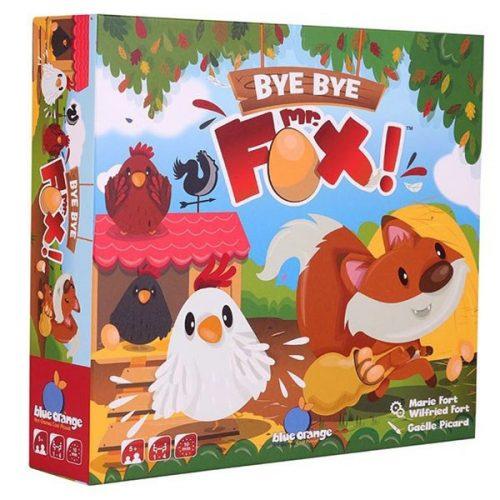 Bye Bye Mr. Fox! társasjáték