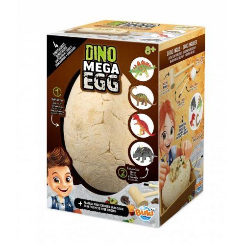Dino mega tojás felfedező készlet