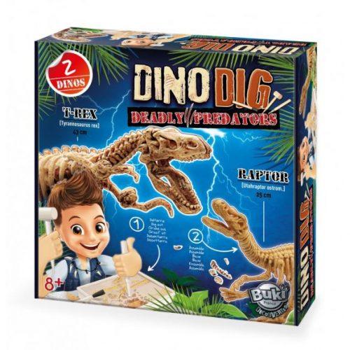 Dino-felfedezo-keszlet-T-REX-es-Velociraptor-BUKI