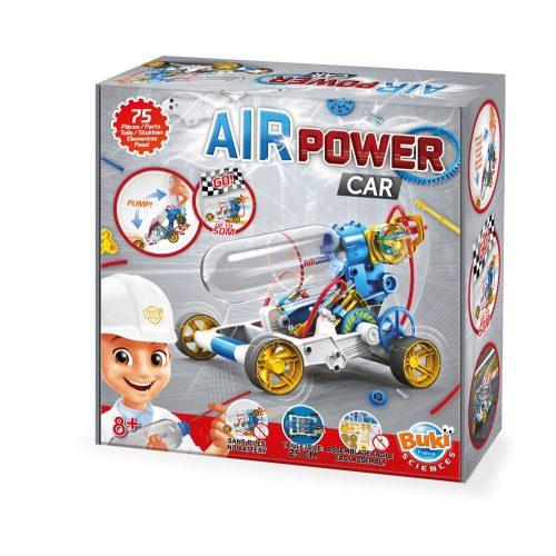 levegővel működő járművek buki