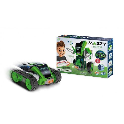 Mazzy szerelhető, átalakuló robot