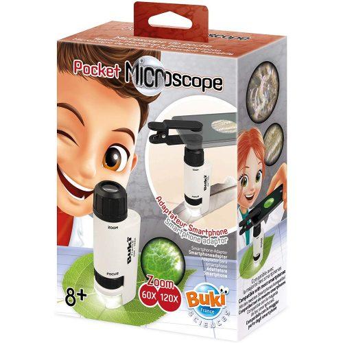 Zsebmikroszkóp