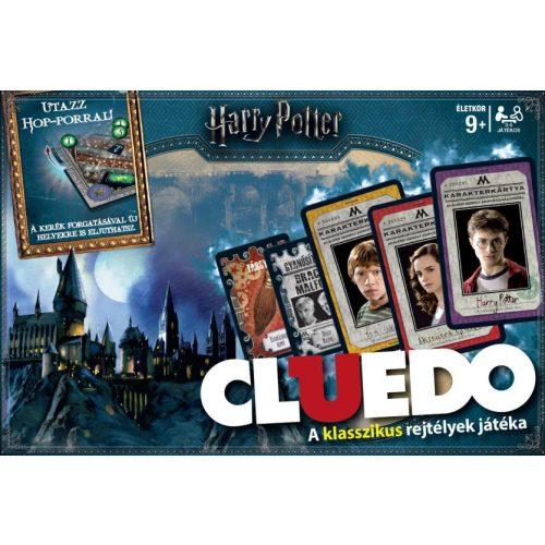 Harry Potter Cluedo társasjáték
