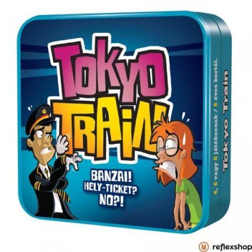 Tokyo Train társasjáték