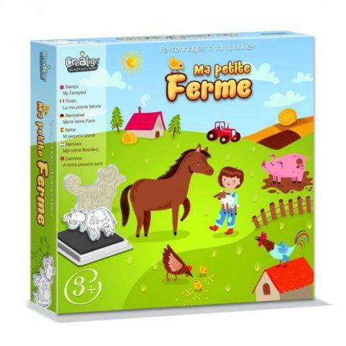 Mese-nyomdakeszlet-A-farm-CreaLign