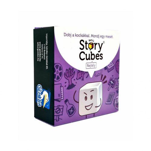 The Creativity Hub Story Cubes - Sztorikocka Rejtély