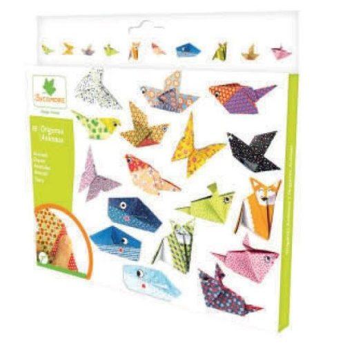 Origami-Allatok-Sycomore