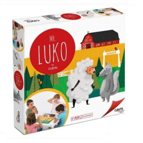 Mr. Luko társasjáték