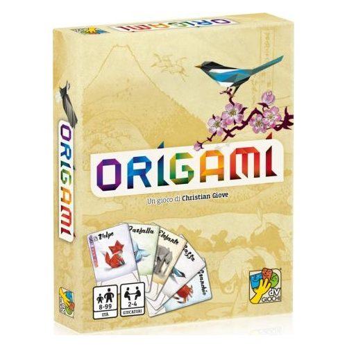 Origami kártyajáték