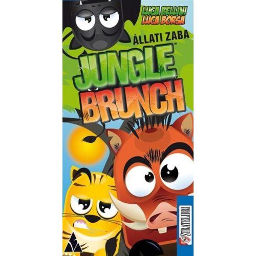 Jungle Brunch – Állati Zaba társasjáték