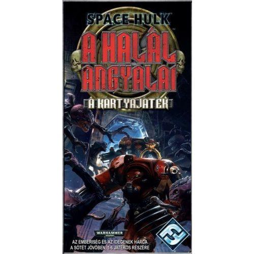 Space Hulk: A halál angyalai társasjáték
