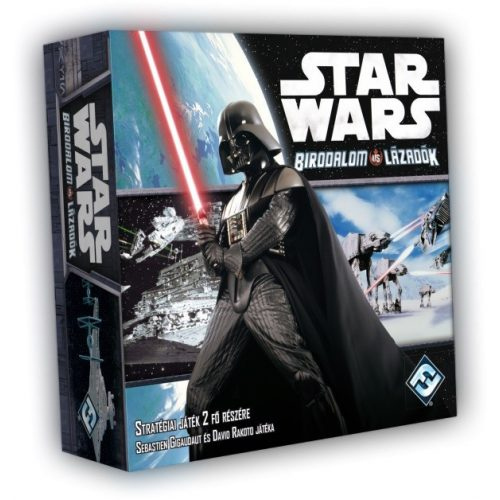 Star Wars: Birodalom vs Lázadók társasjáték