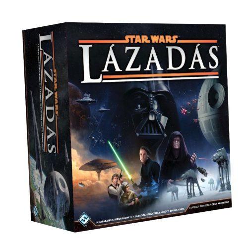 Star Wars : A  Lázadás társasjáték
