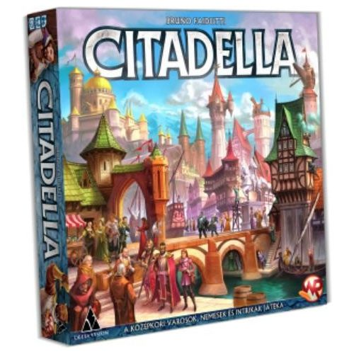 Citadella (2017-es kiadás) társasjáték