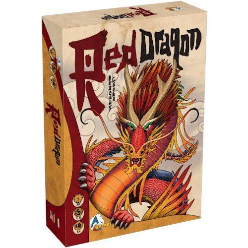 Red Dragon társasjáték