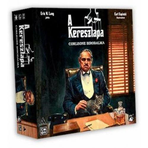 A keresztapa - Corleone birodalma társasjáték