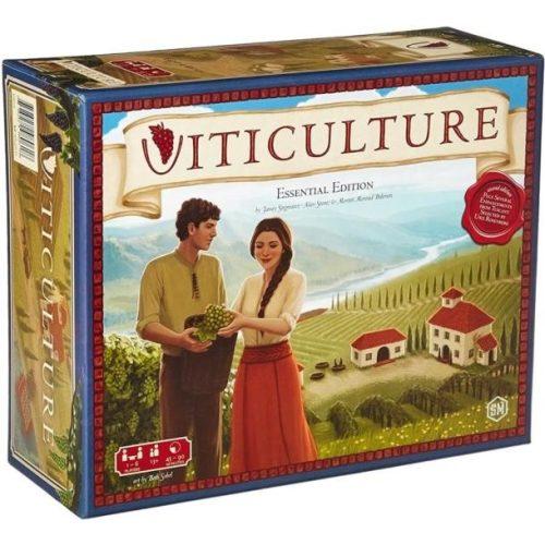 Viticulture társasjáték  - Esszenciális kiadás
