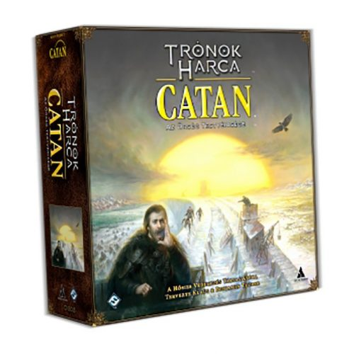 Catan-trónok harca