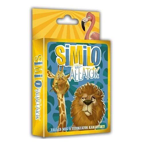 Similo-vadállatok kártyajáték