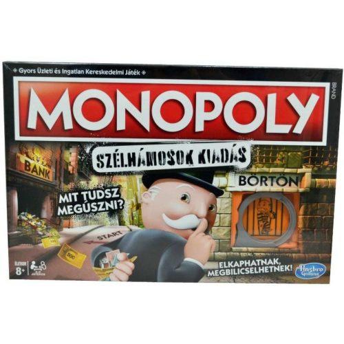 Hasbro Monopoly Szélhámosok