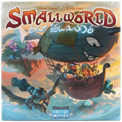 Small World: Sky Islands ( angol nyelvű) társasjáték