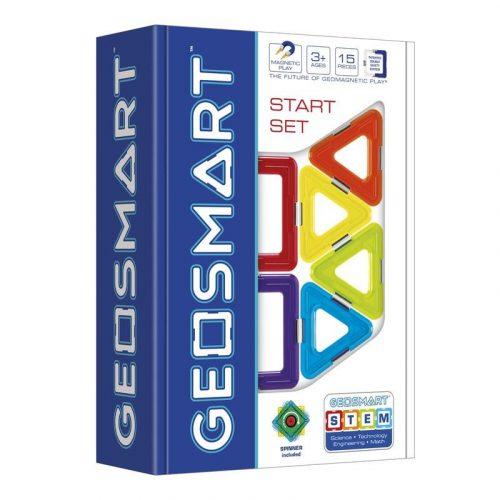 GeoSmart Start Set (15 pcs) + Spinner