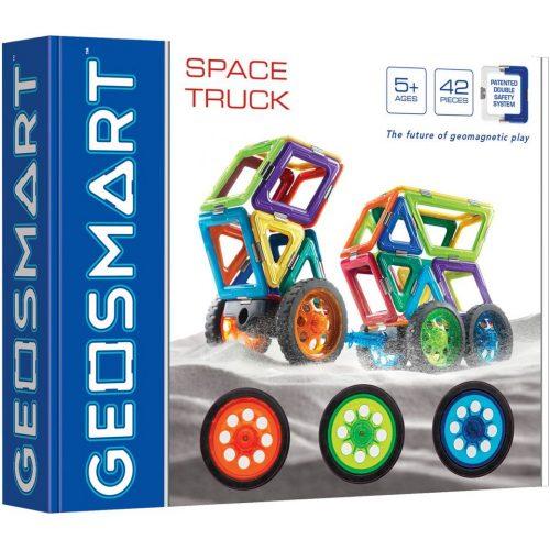 GeoSmart Űrkamion